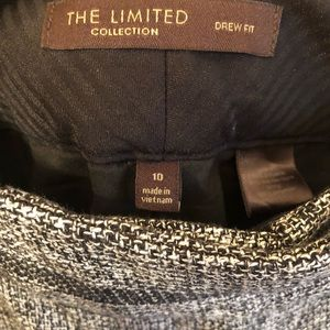 The Limited Pants - Lined Drew Cut Pants